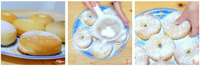 ricetta ciambelle al forno-3