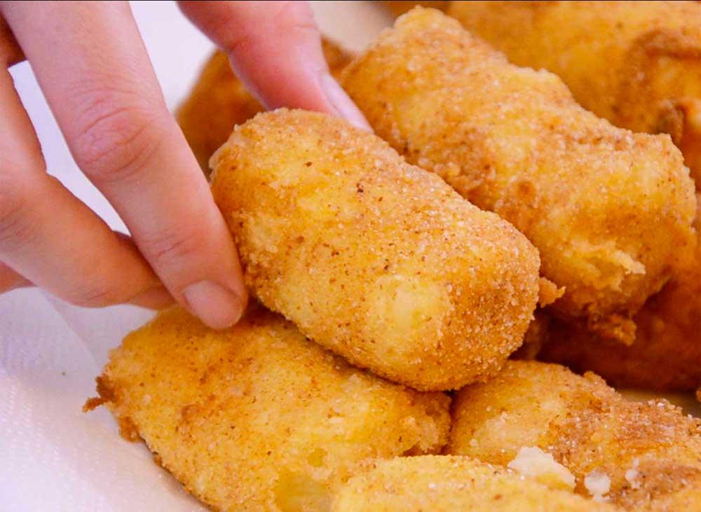 come fare le crocchette di patate in casa - ricetta