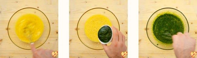 ricetta ritolo di spinaci